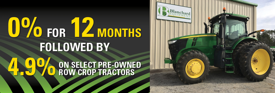 Used Equipment | Blanchard Equipment