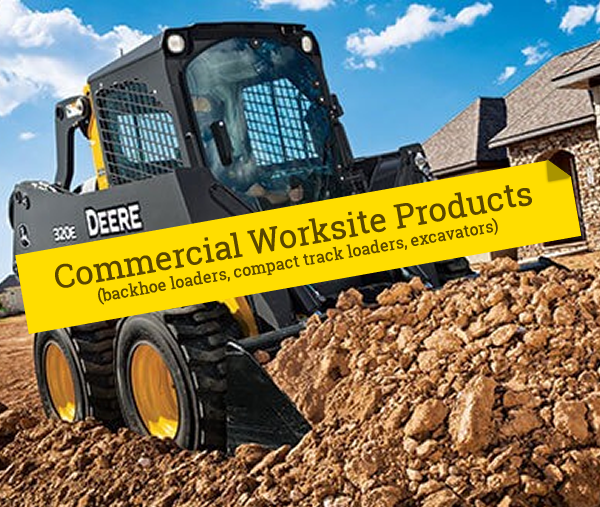 Blanchard Equipment Commercial Worksite Products