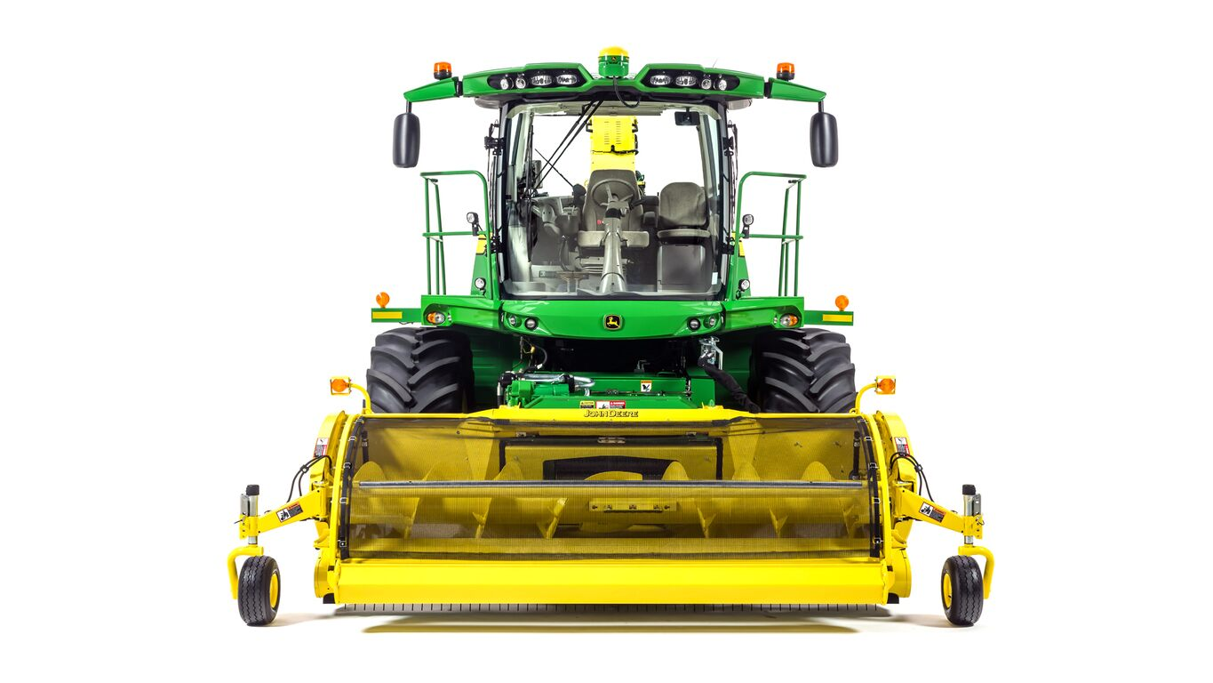 Self-Propelled-Forage-Harvesters image