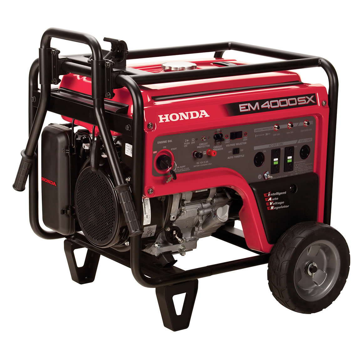Honda Generator at Blanchard Equipment