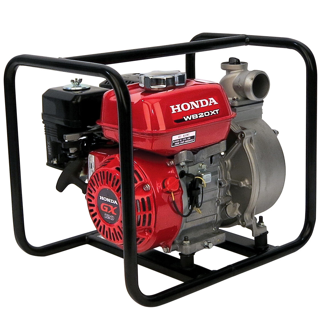 Honda Pumps at Blanchard Equipment