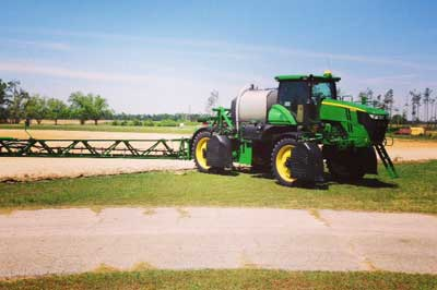 Blanchard Equipment Sprayer