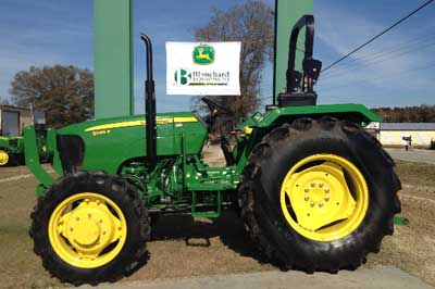 Blanchard Equipment Statesboro